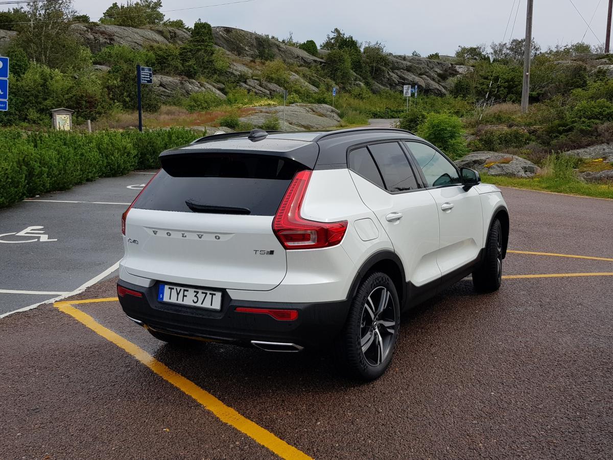 2021 volvo s40  car wallpaper