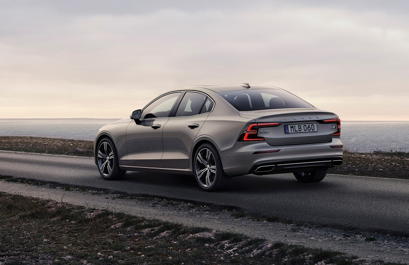 Volvo S60: built in the USA, no more diesel offer | Fleet Europe