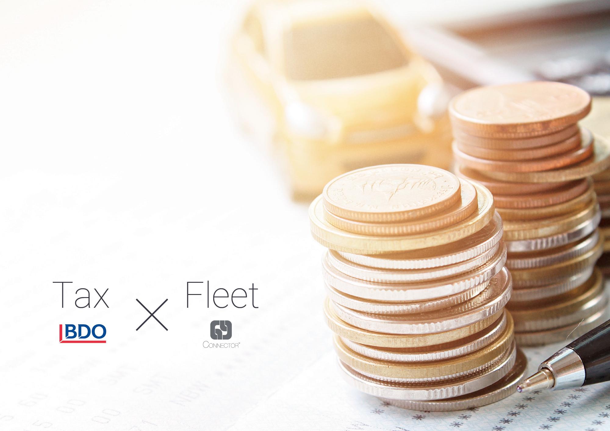 BDO & Connector : Tax knowledge means money | Fleet Europe