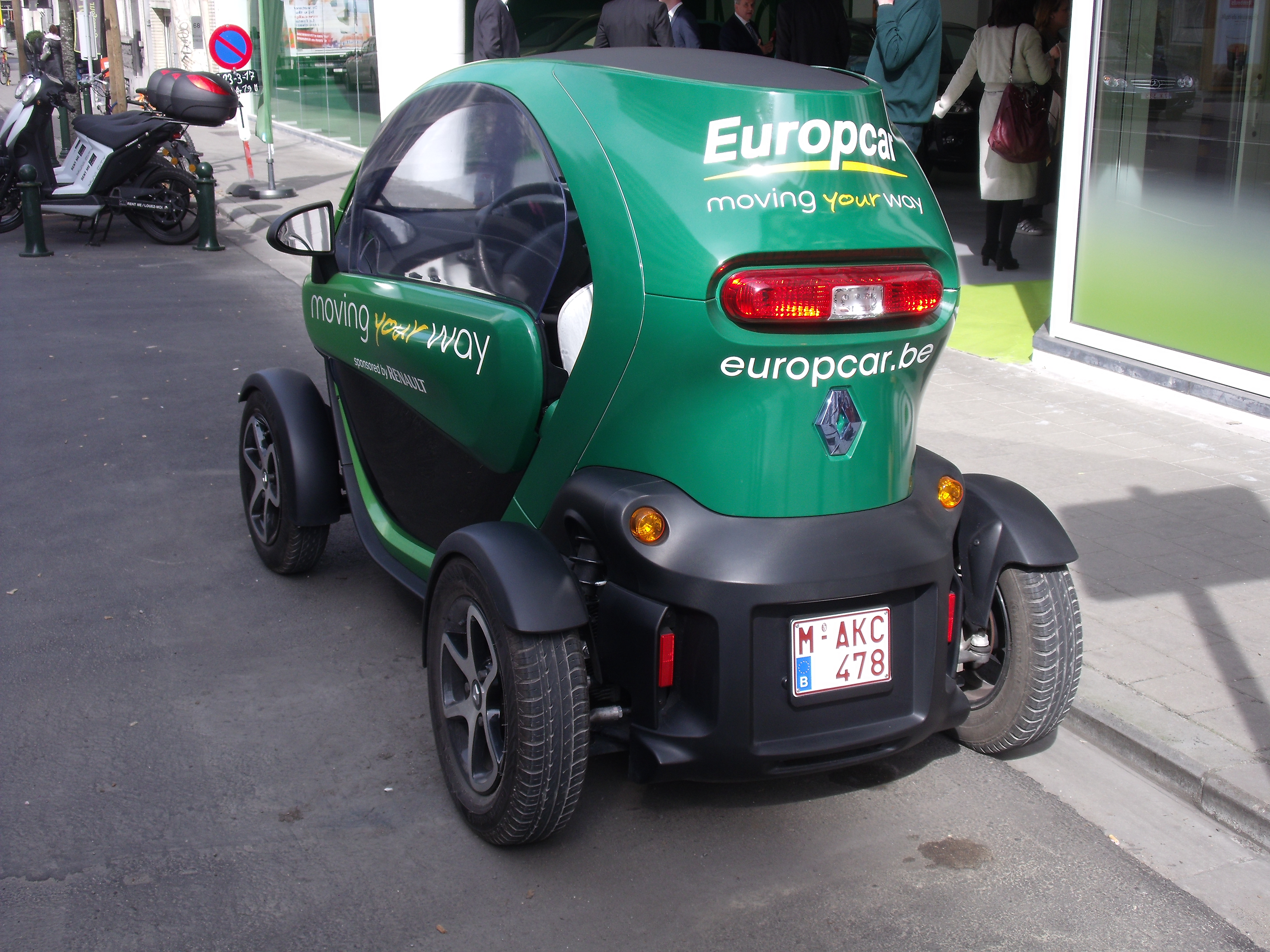 Europcar Dry Cleaning Where Possible Fleet Europe