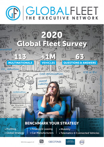 Get your copy of the 2020 Global Fleet Survey