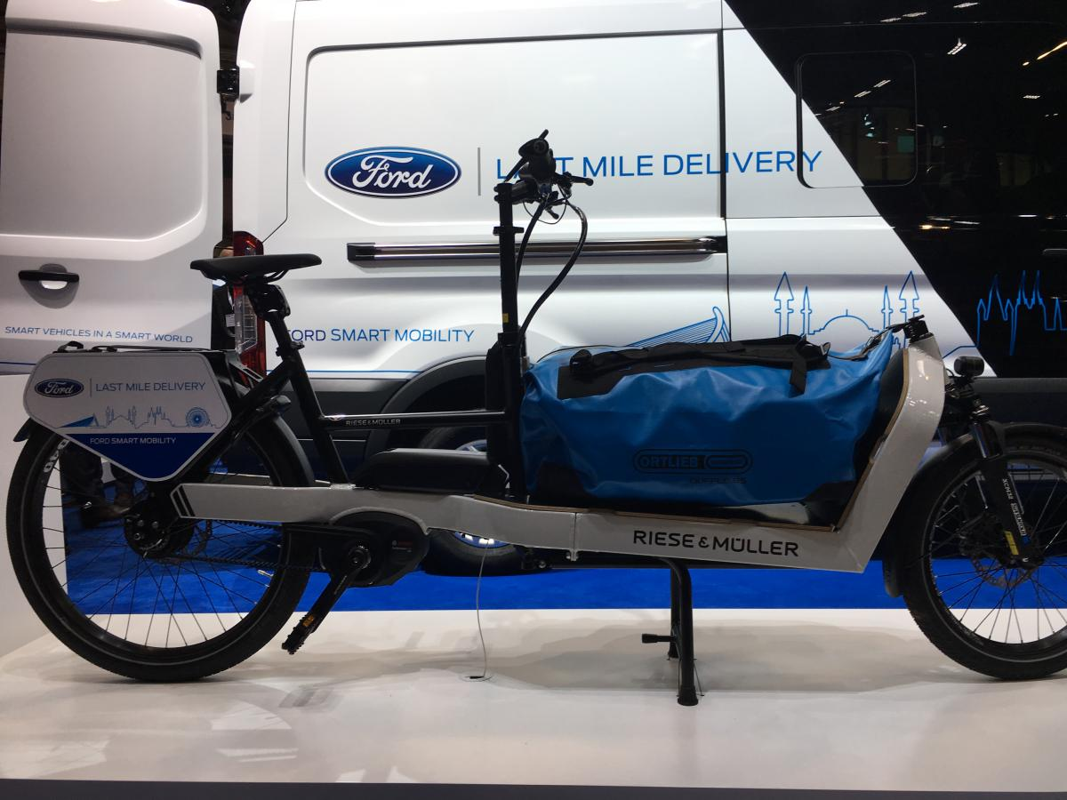 Car makers explore bicycle solutions for last mile | Fleet