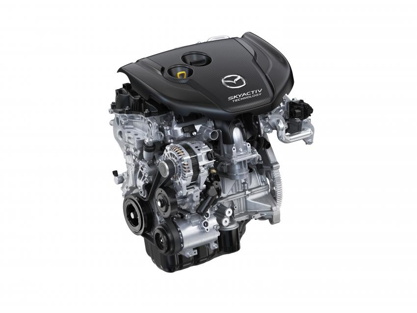 gas reviews the skyactiv drive prototype of x engines mazda future first