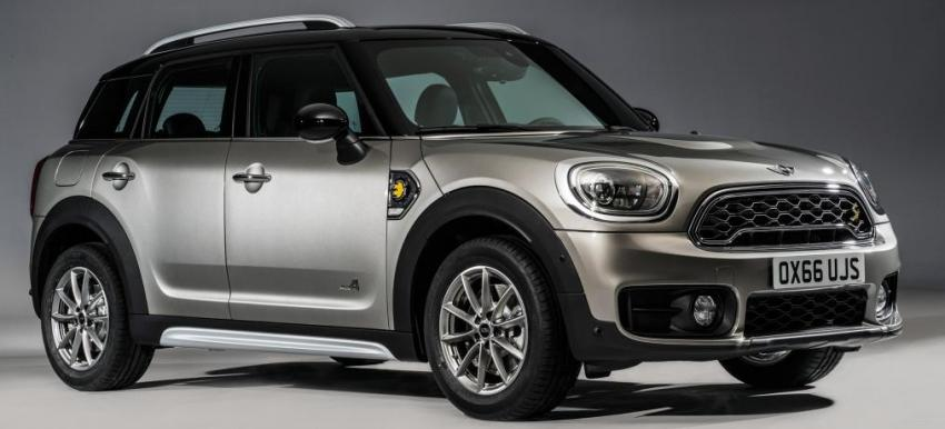 New Mini Countryman Rolls Off Production Line Fleet Europe