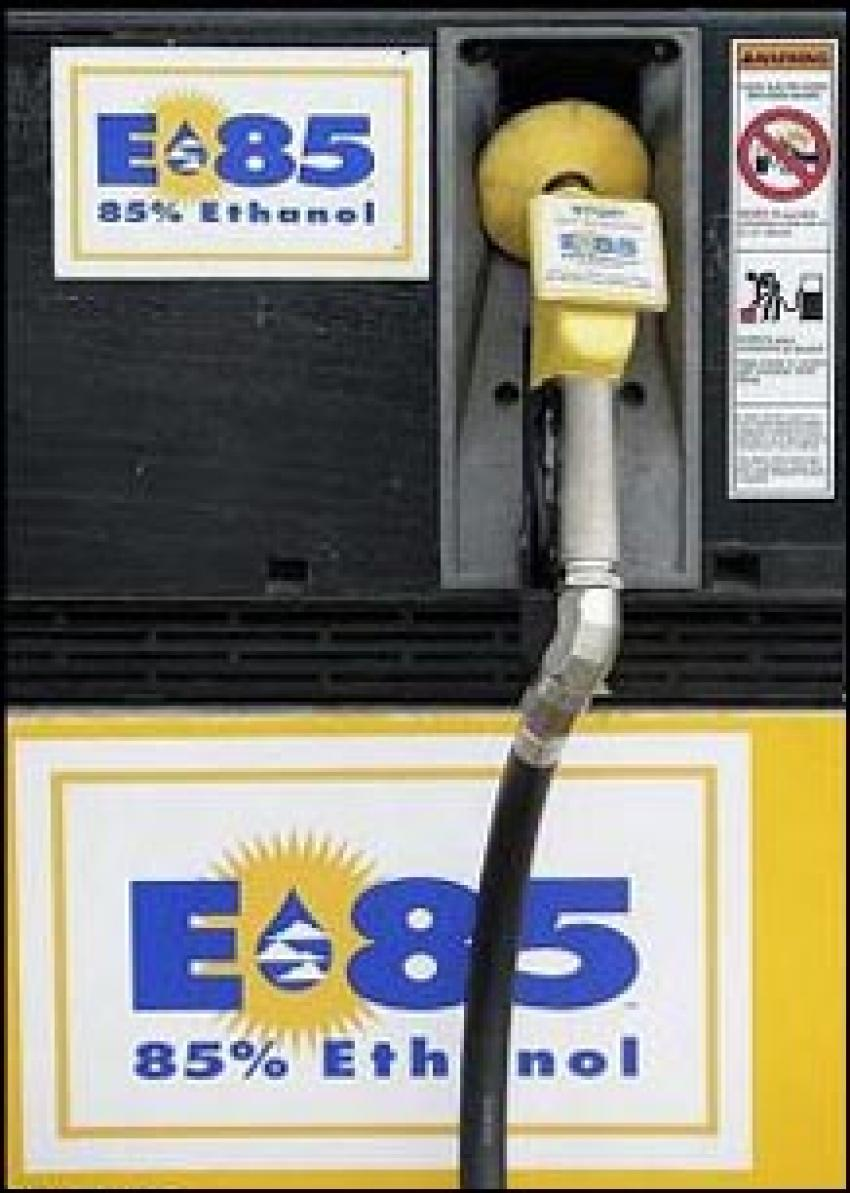 Flex Fuel Gas Stations >> E85 Of Interest To French Fleet Europe