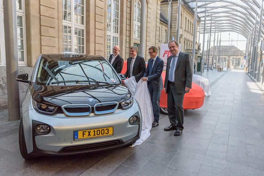 Cfl Mobility Introduces 80 Shared Cars In Luxembourg Fleet Europe