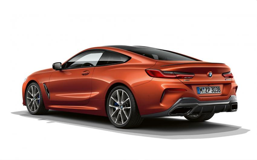 BMW Serie 8 Coupé won't be cheaper than anticipated