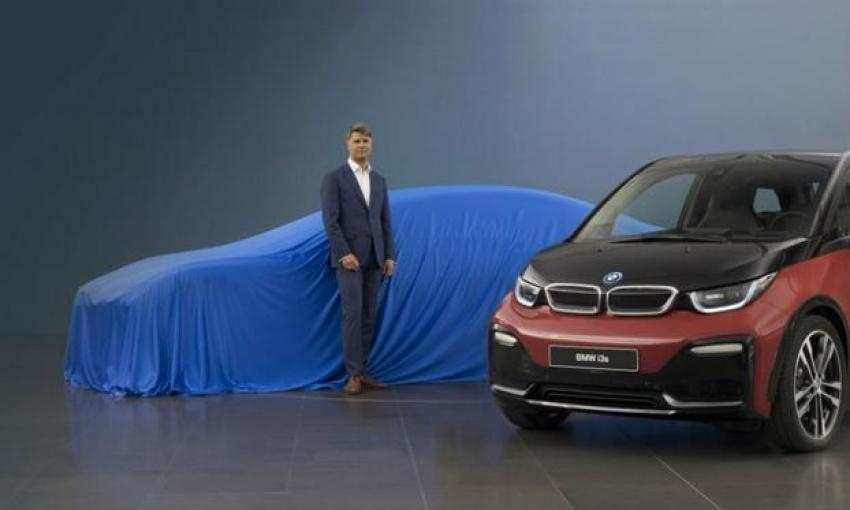 Bmw I5 Will Bow In Frankfurt Fleet Europe