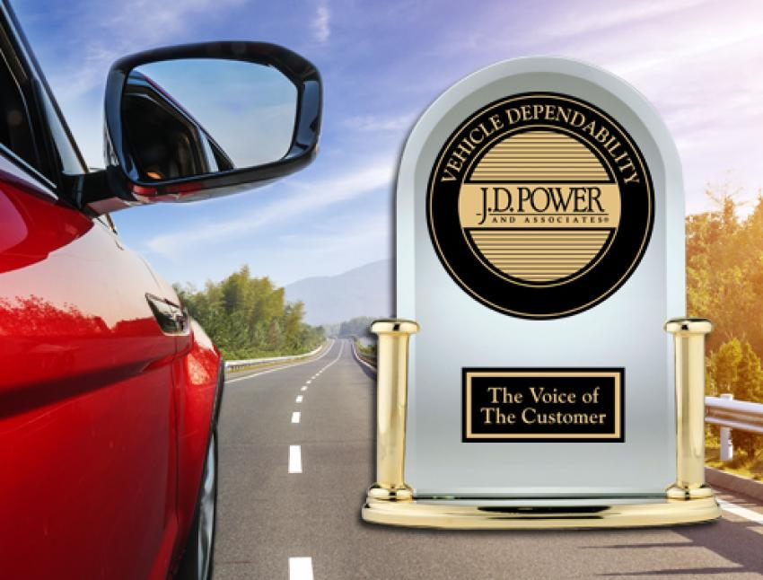 Jd Powers Best Compact Car