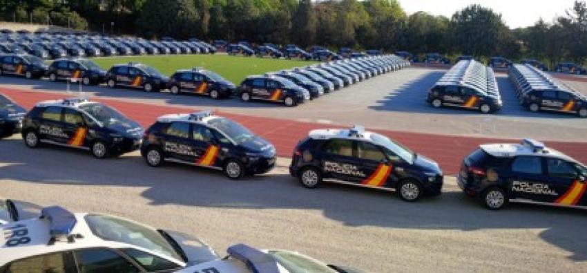 Spanish Police Opt For Citroen Fleet Europe