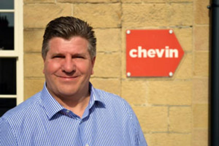 David Gladding - global director of sales and marketing, Chevin Fleet Solutions