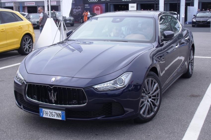 Hertz Italy Offers Maserati Models Fleet Europe