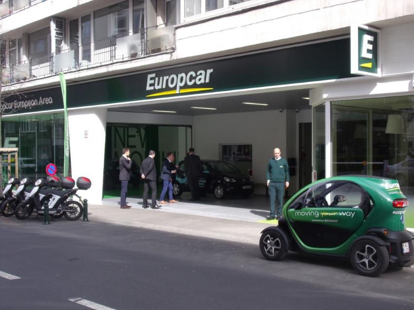 Turnover Soars At Europcar Fleet Europe