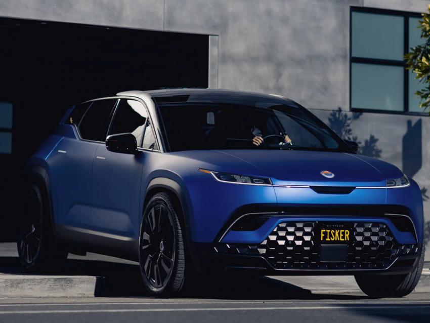 Fisker Automotive plans to produce luxury EVs.