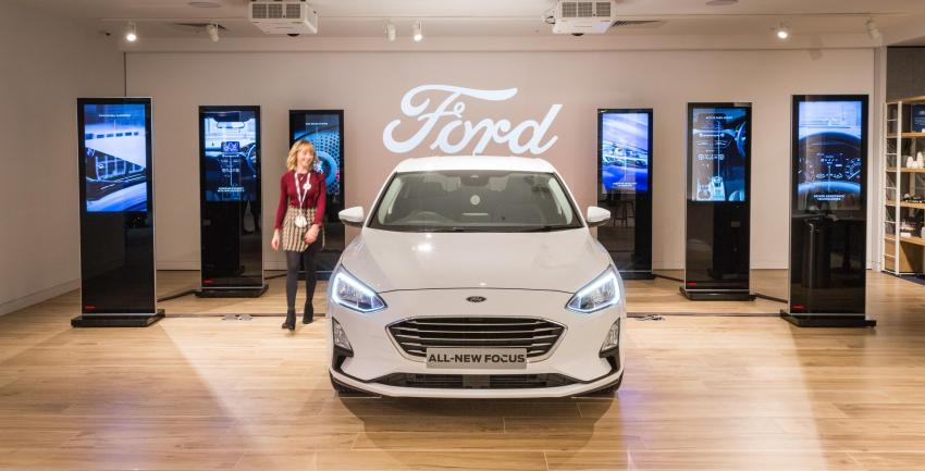 Ford Vehicle Showroom >> Ford Opens Online Sales Channel Fleet Europe