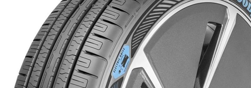 Goodyear tyre for EVs