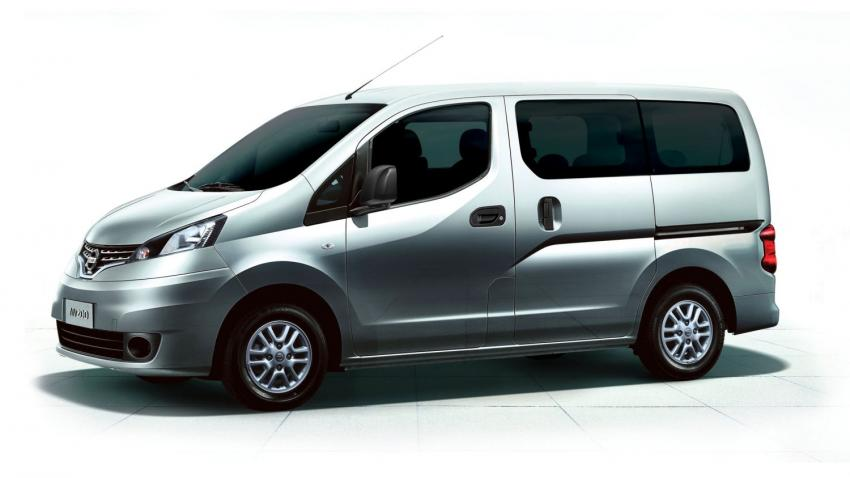 new nissan nv300 to be built by renault fleet europe. Black Bedroom Furniture Sets. Home Design Ideas