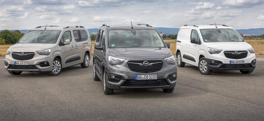 wähle spätestens Luxusmode moderne Techniken Van of the Year Award goes to PSA for new Partner, Berlingo ...