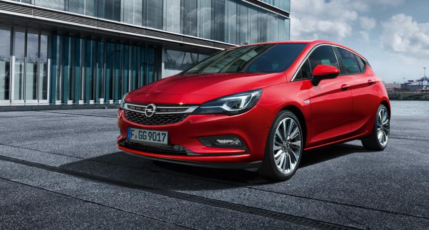 Opel Astra Is Company Car Of The Year Fleet Europe