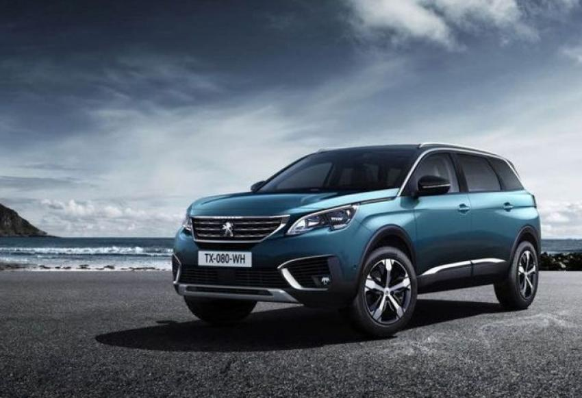 Peugeot 5008 reborn as a 7-seater SUV | Fleet Europe