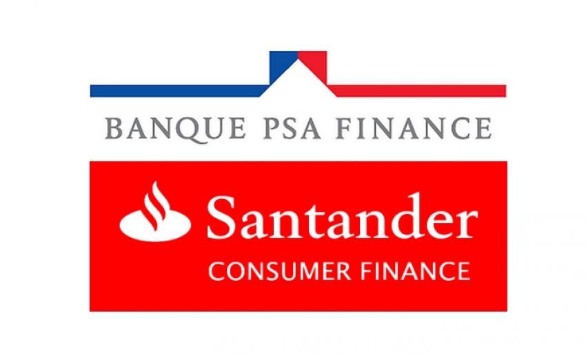 Banque PSA Finance And Santander Partnership Operational