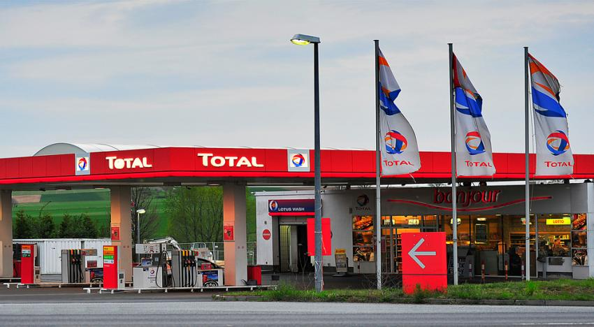 Total upgrades its fleet management services, besides its core activities.
