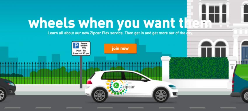 Zipcar Launches Free Floating Car Sharing In London Fleet Europe