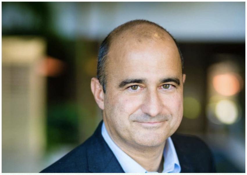 Maurizio Iperti, senior vice president of LoJack EMEA