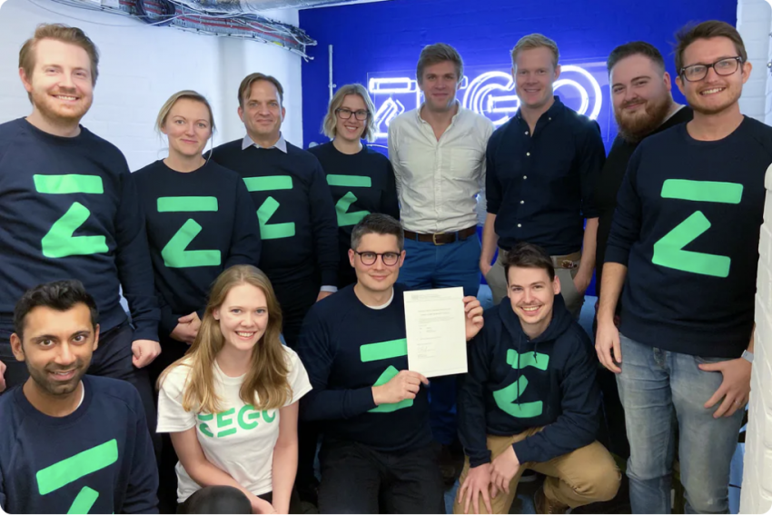 Zego's team