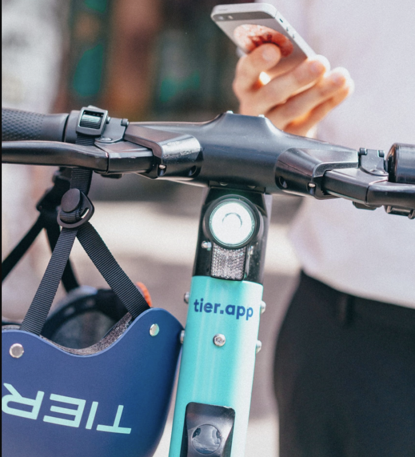 Micromobility operator Tier deploys new safety system in UK trial
