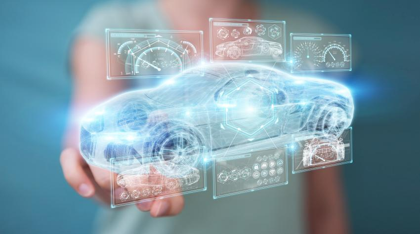 Automotive digitisation