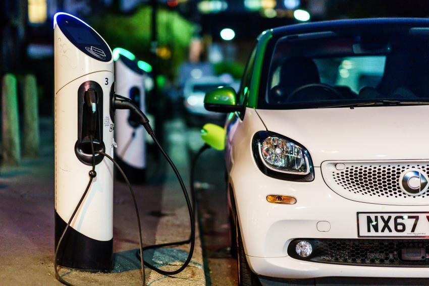 Europe's electric vehicle revolution
