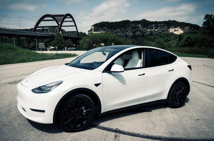 Tesla Model Y sales skyrocketed in Norway.