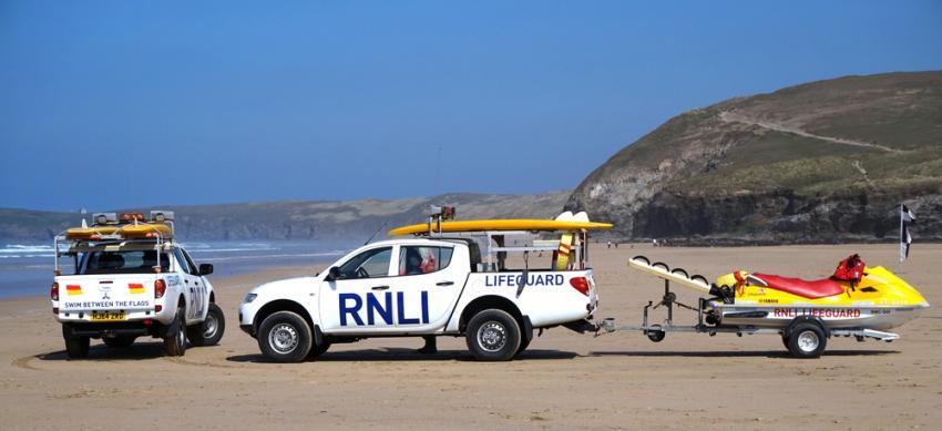 RNLI engages Masternaut Telematics for fleet management