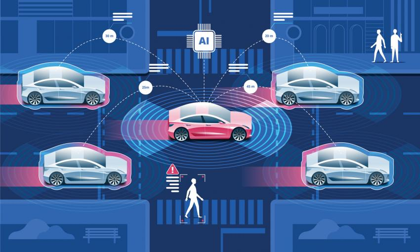 COVESA Alliance shifts focus on connected vehicle technologies.