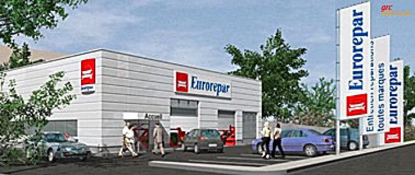 Psa Group Has Grand Ambitions For Eurorepar Business Unit Fleet Europe