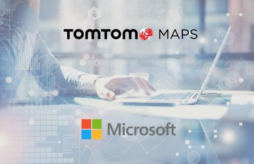 TomTom and Microsoft partner to bring services to Azure | Fleet Europe