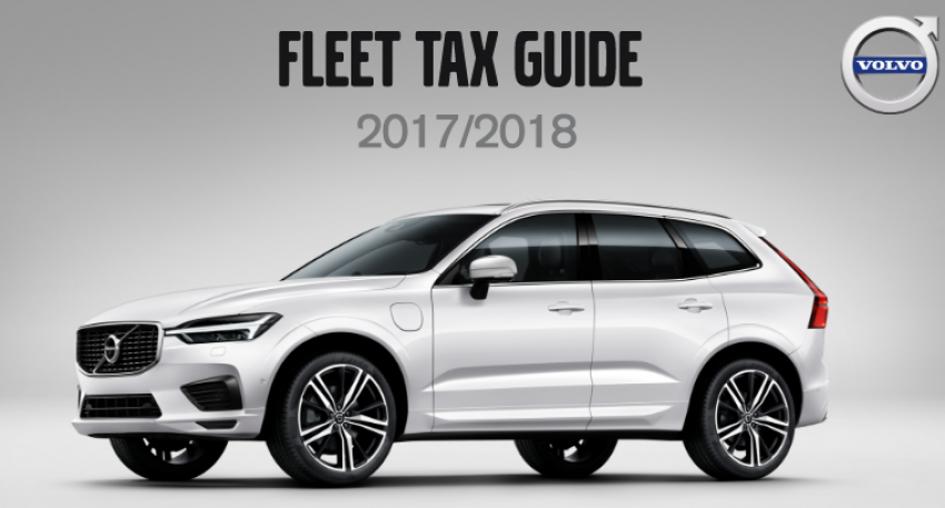 Volvo Cars Launches Tax App Aimed At Uk Fleets Fleet Europe