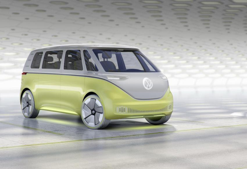 Vw Confirms Electric Van And Minibus For 2022