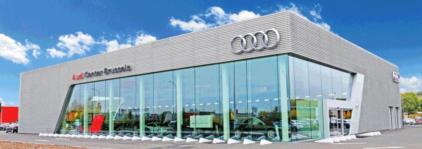 Belgian car manufacturers, rental companies and car dealers form