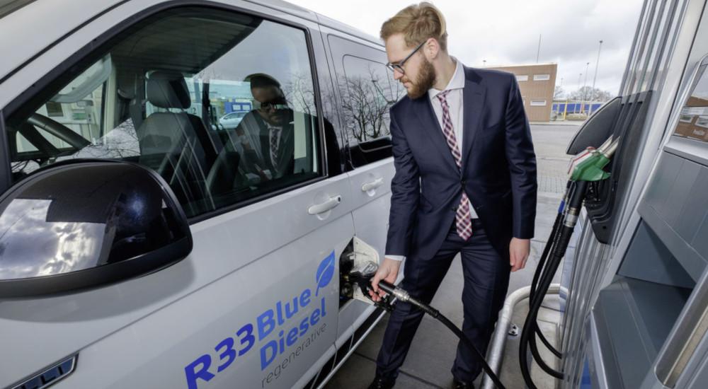 new volkswagen biodiesel can save 20 of co2 emissions fleet europe. Black Bedroom Furniture Sets. Home Design Ideas