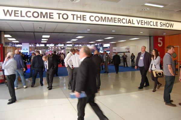 News from the Commercial Vehicle Show 2016   Fleet Europe