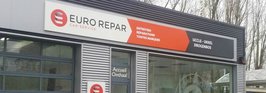 Psa Opens First Euro Repar Car Garage In Russia Fleet Europe