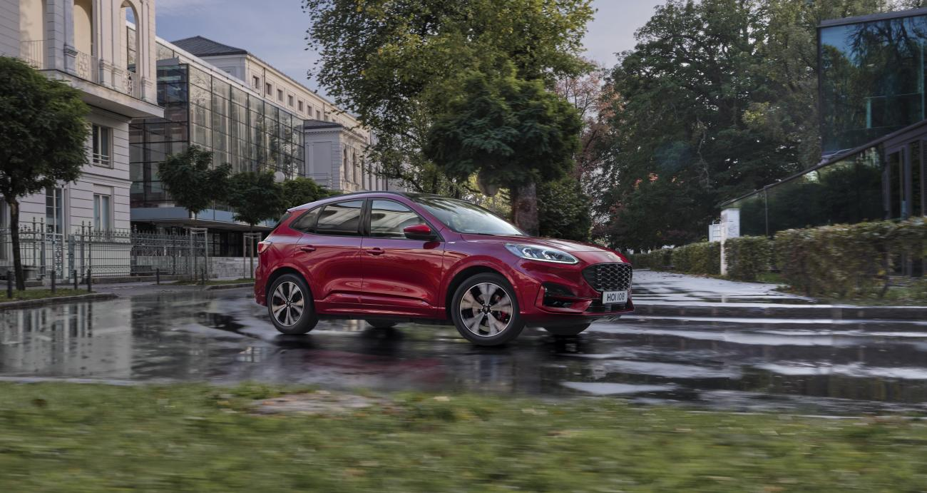 Test Drive Ford Kuga 2 5i Phev A Plug In Hybrid Of The Purest Kind Fleet Europe