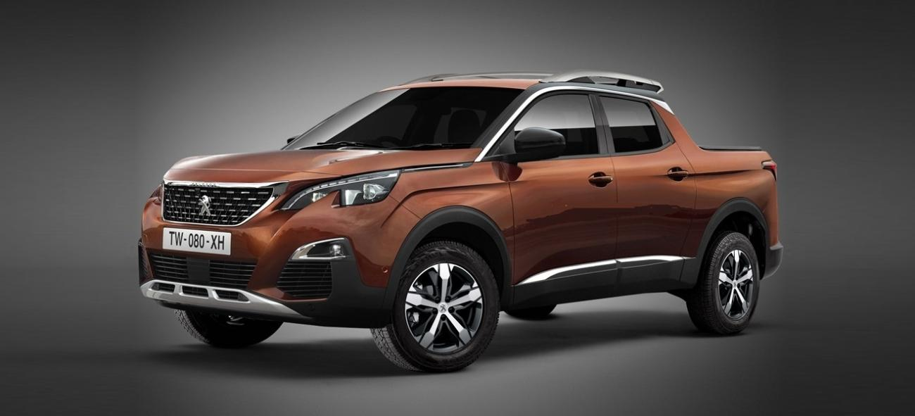 peugeot to assemble pick up in tunisia fleet europe. Black Bedroom Furniture Sets. Home Design Ideas