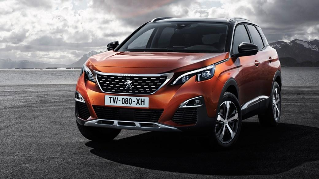 new peugeot 3008 intensifies suv flavour fleet europe. Black Bedroom Furniture Sets. Home Design Ideas