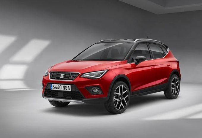 Hyundai Derniers Mod C3 A8les >> Seat Ibiza Suv Arona Fleet Europe