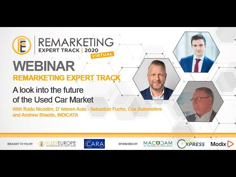 Embedded thumbnail for Car Remarketing Expert Track: 'connected ecosystems' are future for used-car market