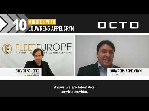 """Embedded thumbnail for Video podcast: 10 minutes with Louwrens Appelcryn, Octo: """"Analytics are a springboard into more insights"""""""